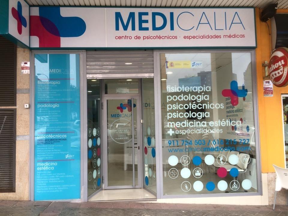 Clínica Medicalia en Fuenlabrada