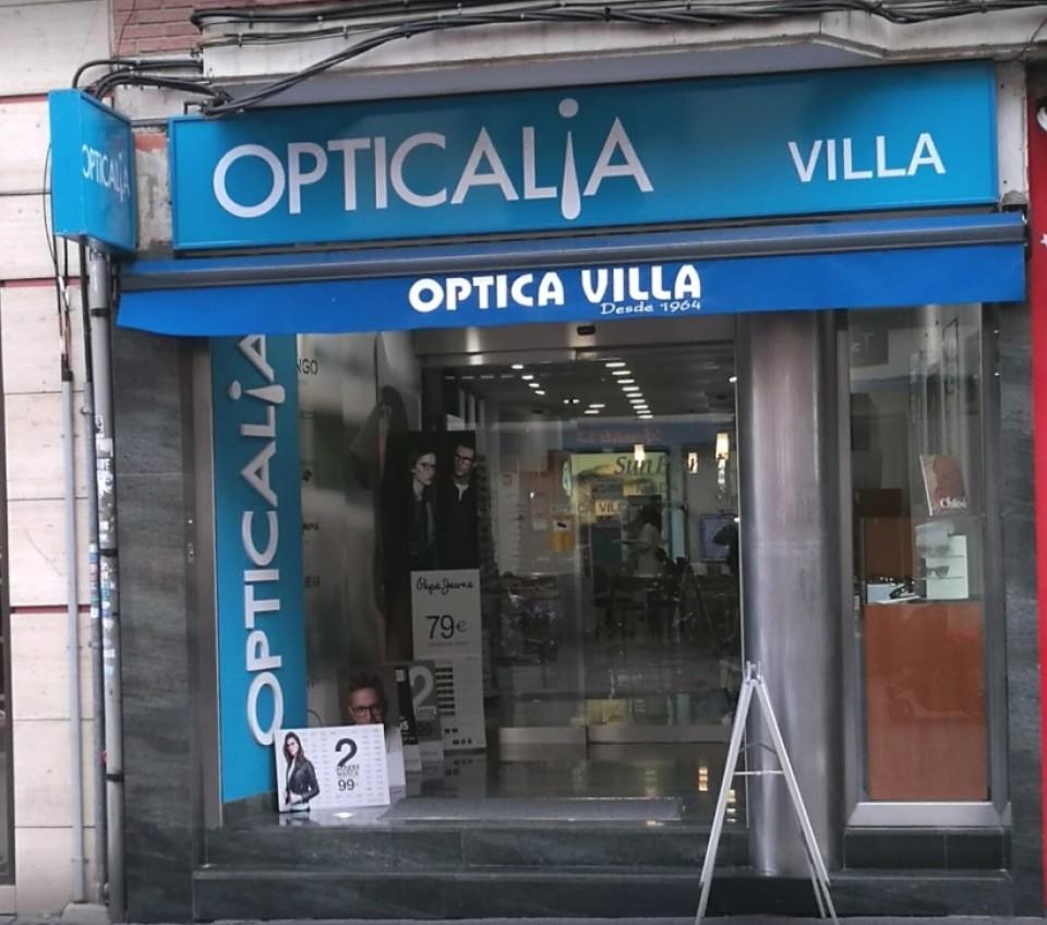 Óptica Villa